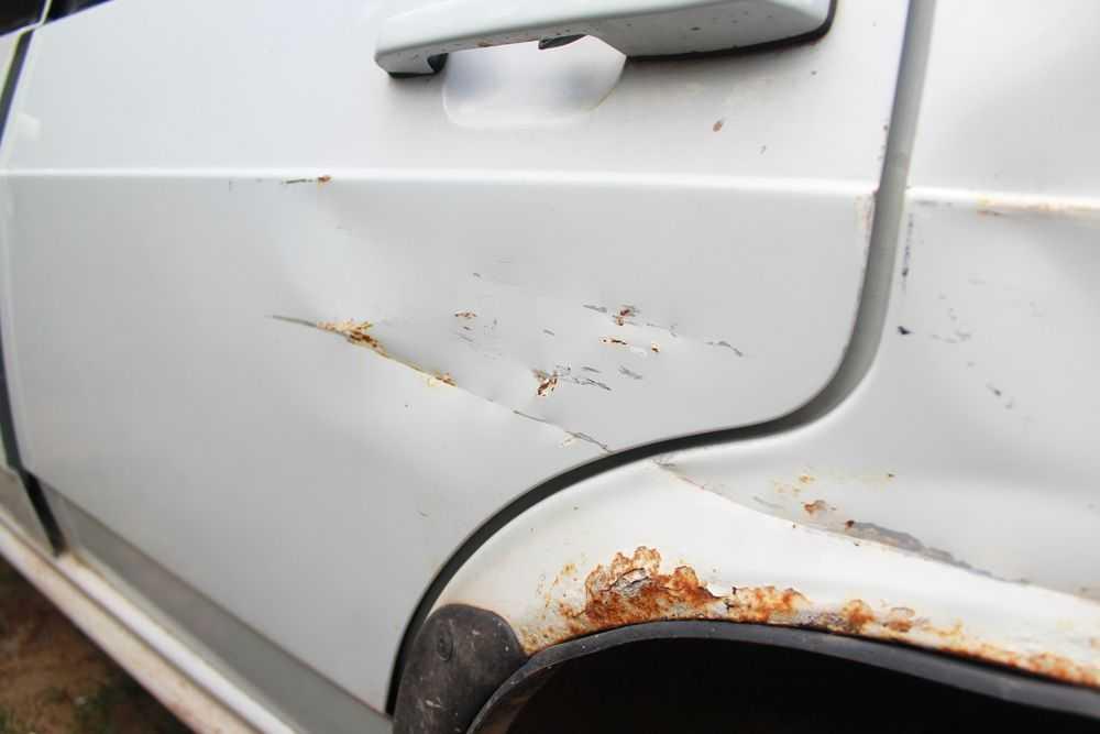 Как убрать ржавчину с кузова автомобиля своими руками в домашних условиях