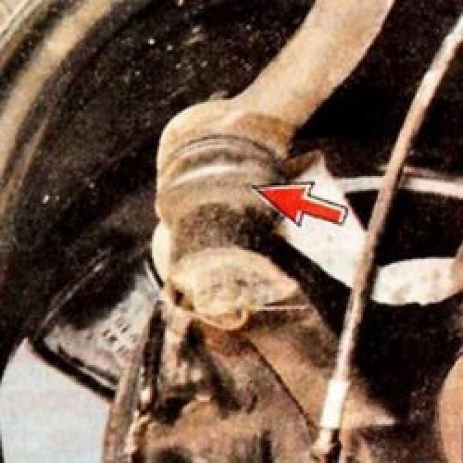 Стук в передней подвеске при езде по ровной дороге – ищем проблему