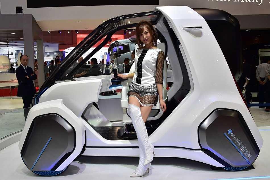 Самые важные мировые премьеры автосалона в токио