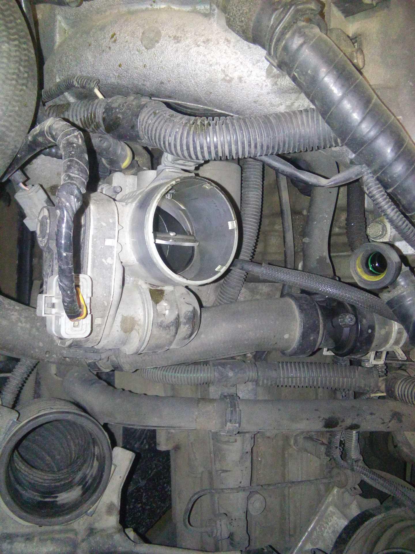 Как почистить дроссельную заслонку на 406 двигателе