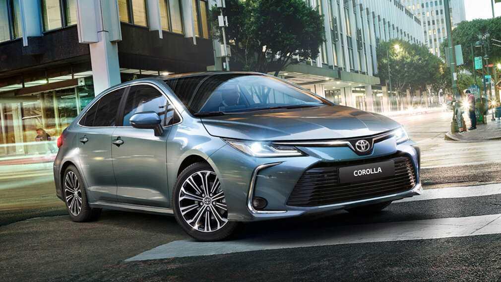 Тойота королла 2019 года новая модель фото цена когда выйдет в россии седан