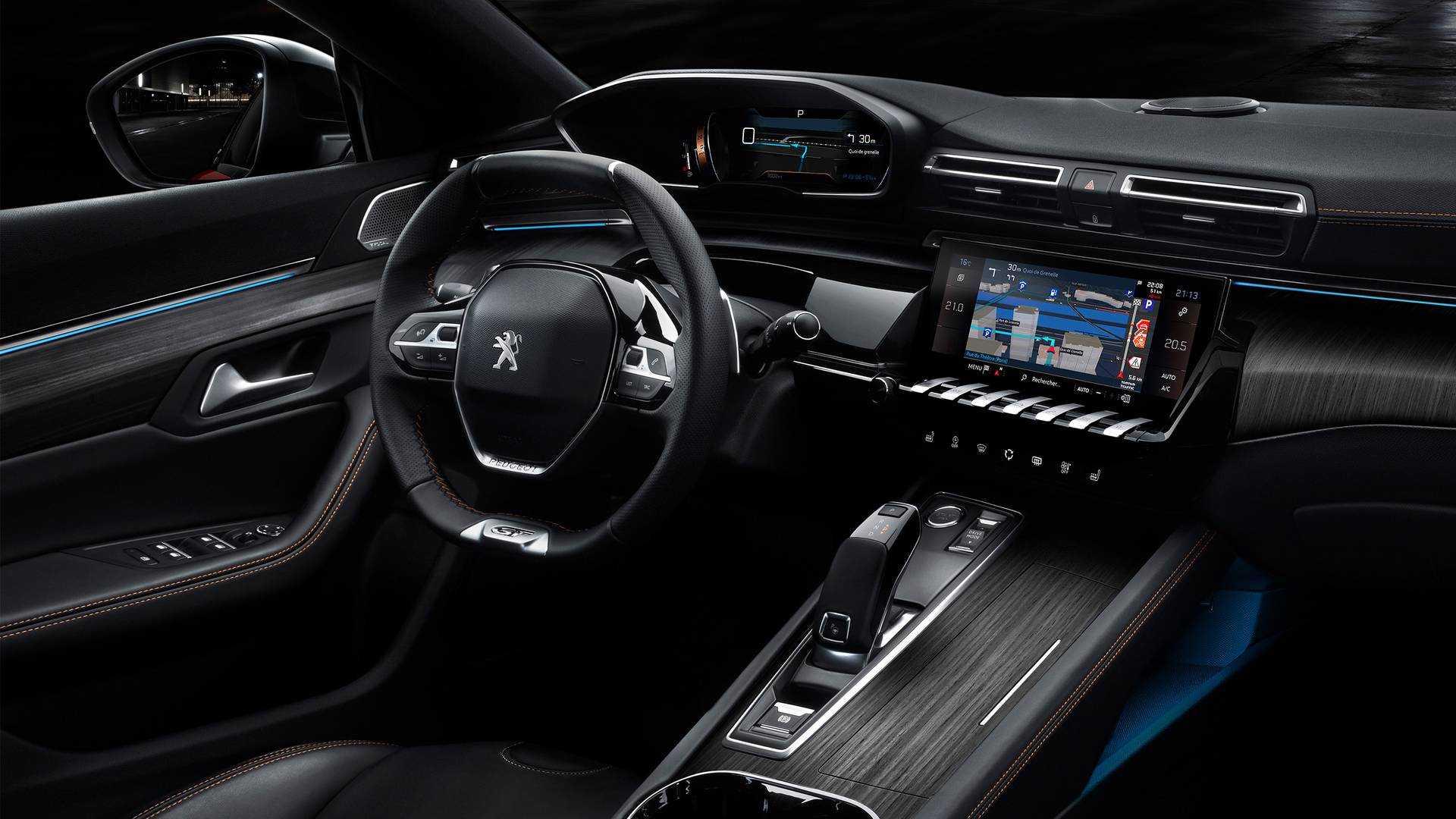 Peugeot 508 sw 2019: характеристики, цена, фото и видео-обзор