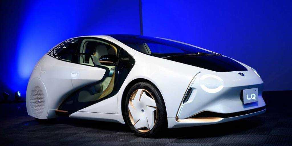 Это автомобиль или нет? самые странные концепты токийского автосалона