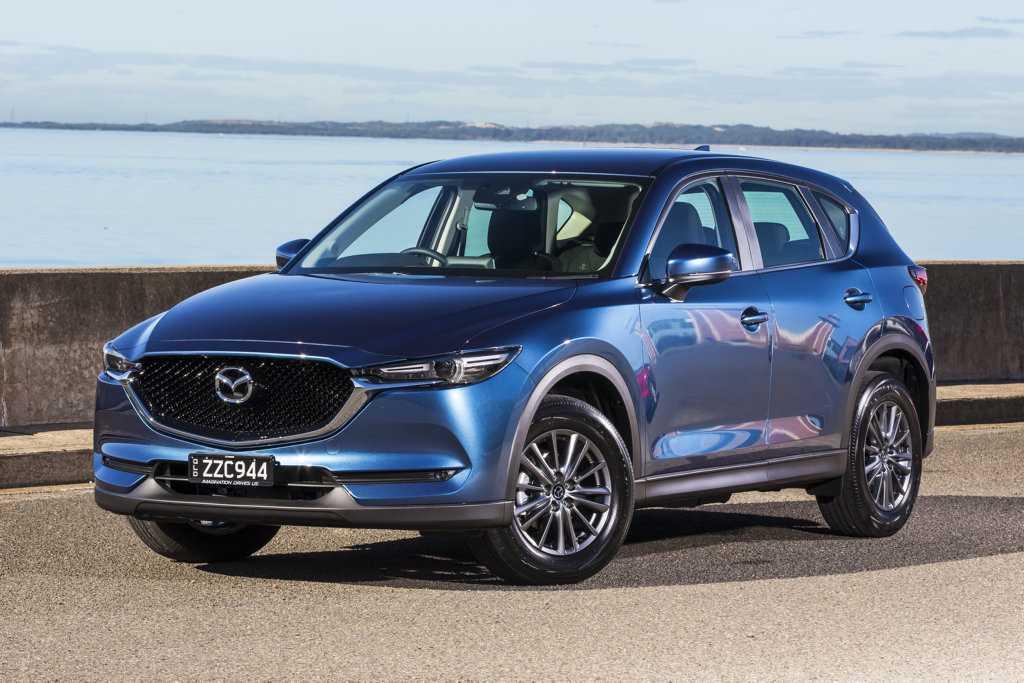Mazda cx-5 2020 года — улучшенный внешний вид, качественные отделочные материалы и надежные моторы