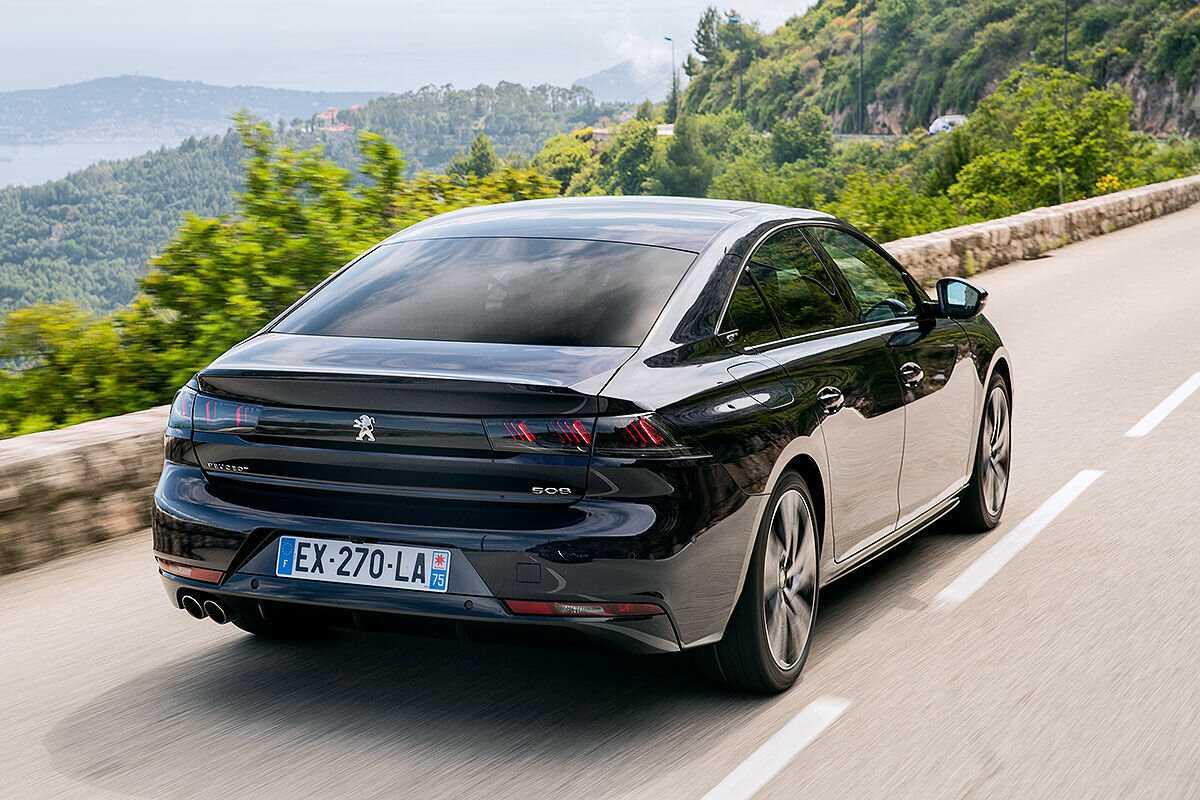 Peugeot 508 2019: характеристики, цена, фото и видео-обзор