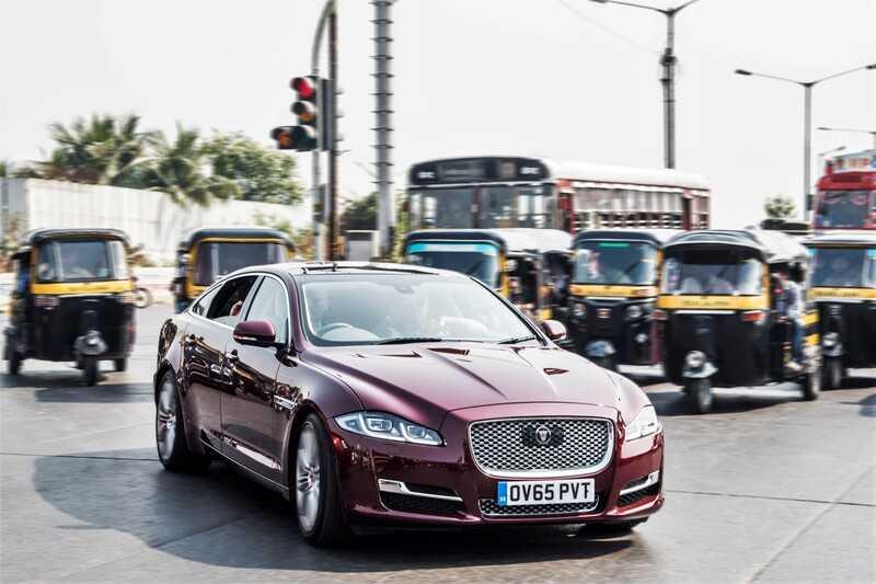 Jaguar xj lwb 2.0t at premium luxury (05.2014 - 02.2016) - технические характеристики