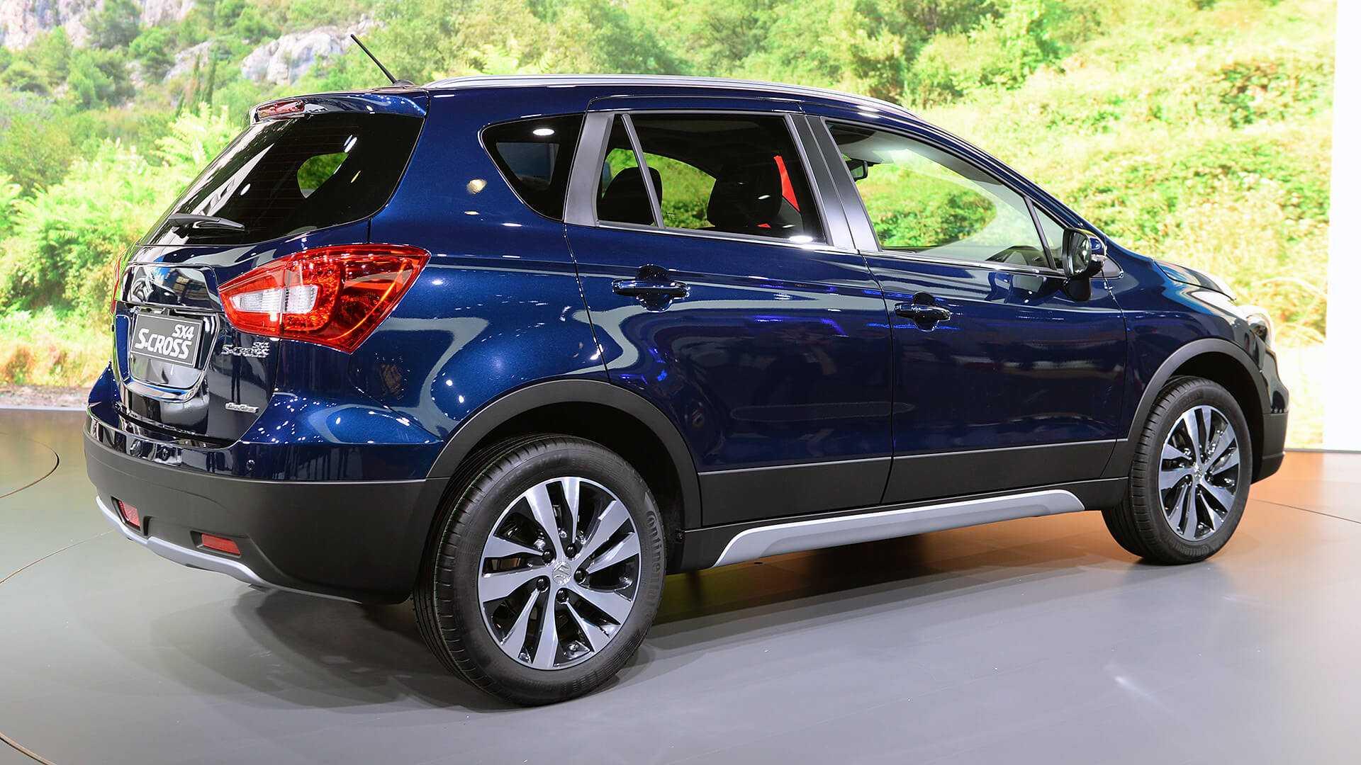 Suzuki sx4 1.6 mt 4wd glx (12.2012 - 11.2013) - технические характеристики