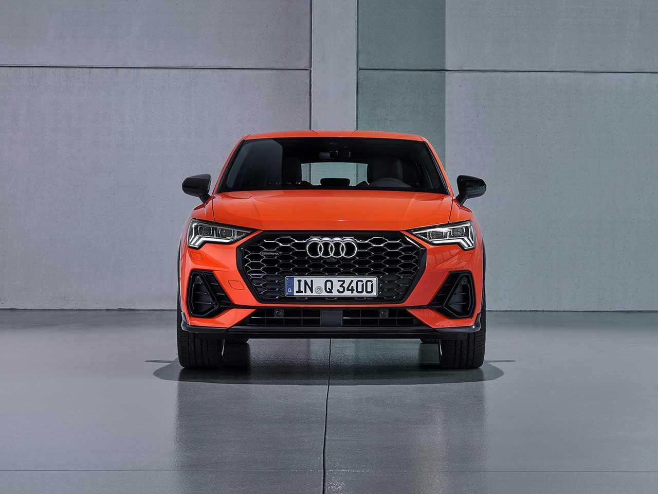 Audi rs q3 и audi rs q3 sportback 2020 – спорт-версии нового ауди q3