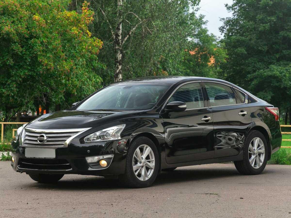 Nissan teana 2014 (ниссан теана) видео обзор и тест драйв