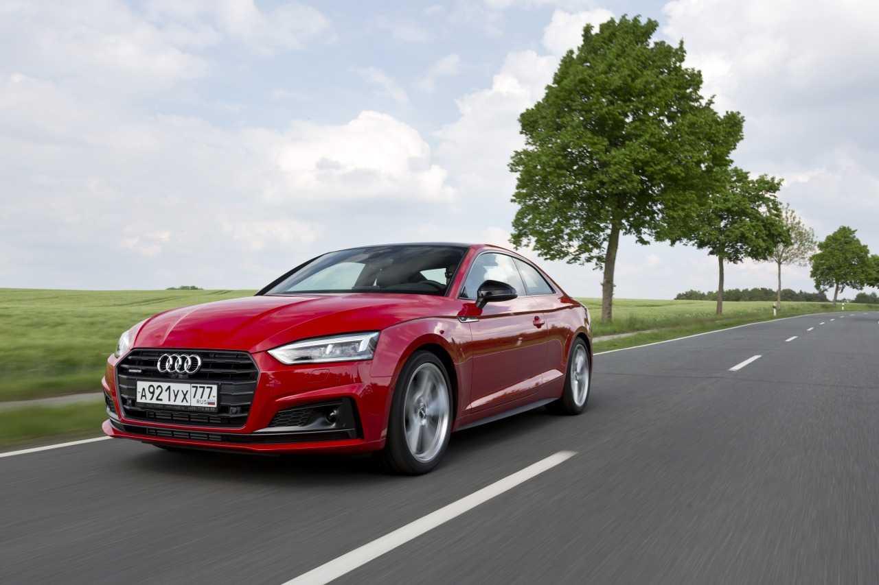 Audi a5 sportback краш-тест видео