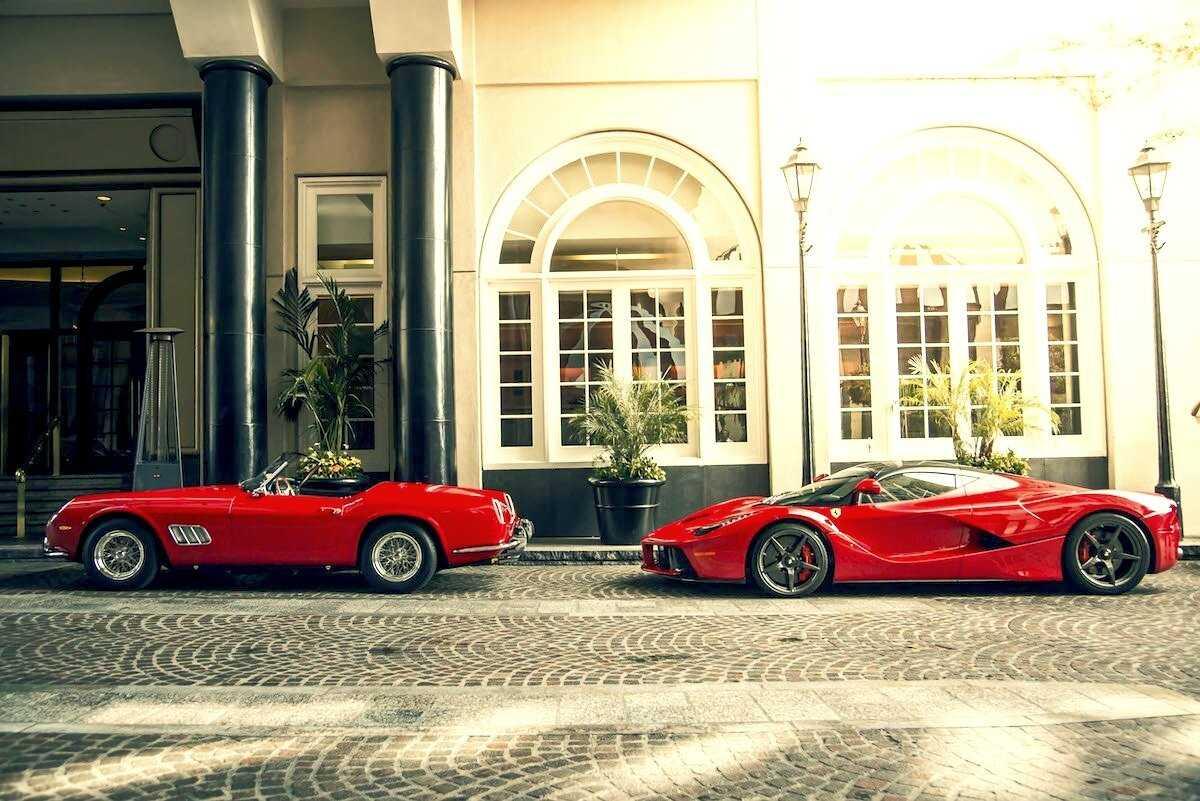 Ferrari california 2017-2018