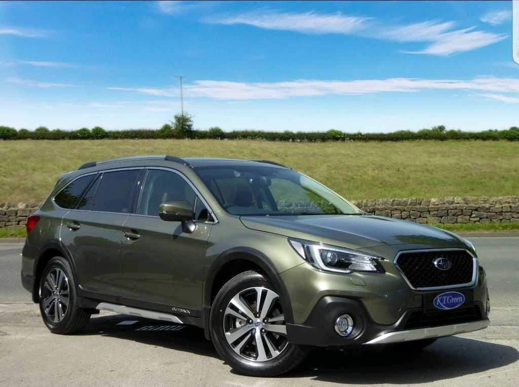 Subaru outback 2021: фото, цена, комплектации, старт продаж в россии