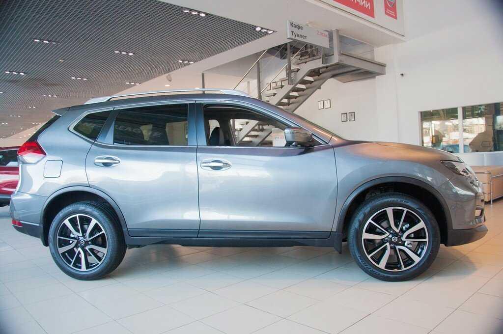 Nissan x-trail 2019 – новинка с интересным дизайном и передовыми технологиями