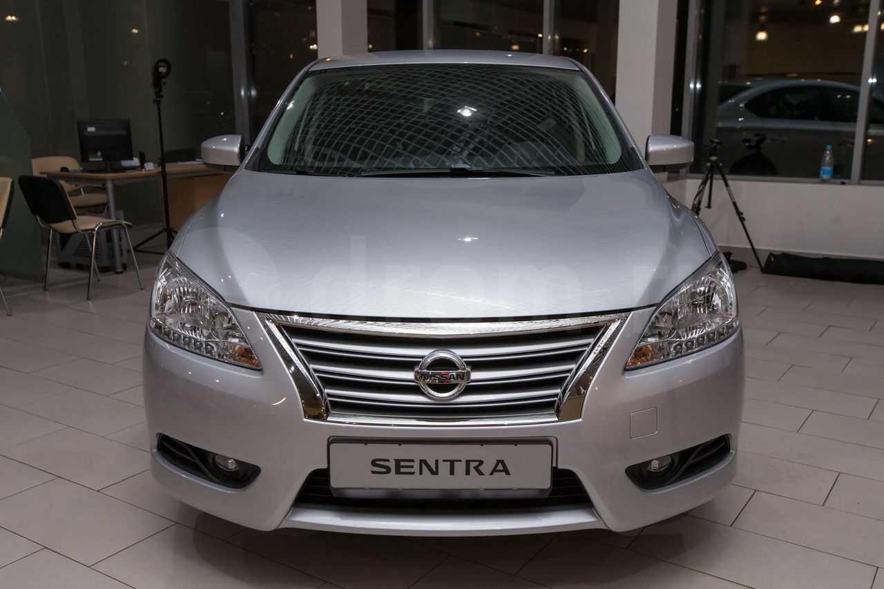 Nissan sentra 1.6 mt welcome (08.2014 - 10.2017) - технические характеристики