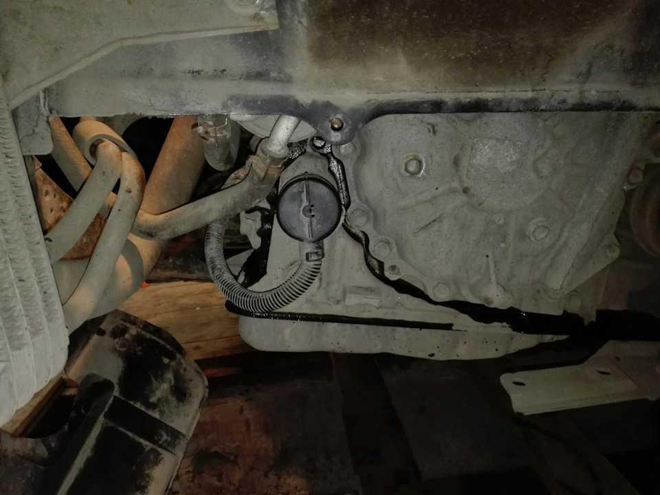 Как поменять масло в вариаторе на митсубиси аутлендер 3 своими руками?