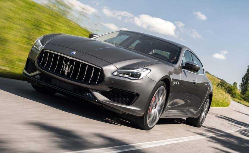 Maserati quattroporte (мазерати кватропорте)