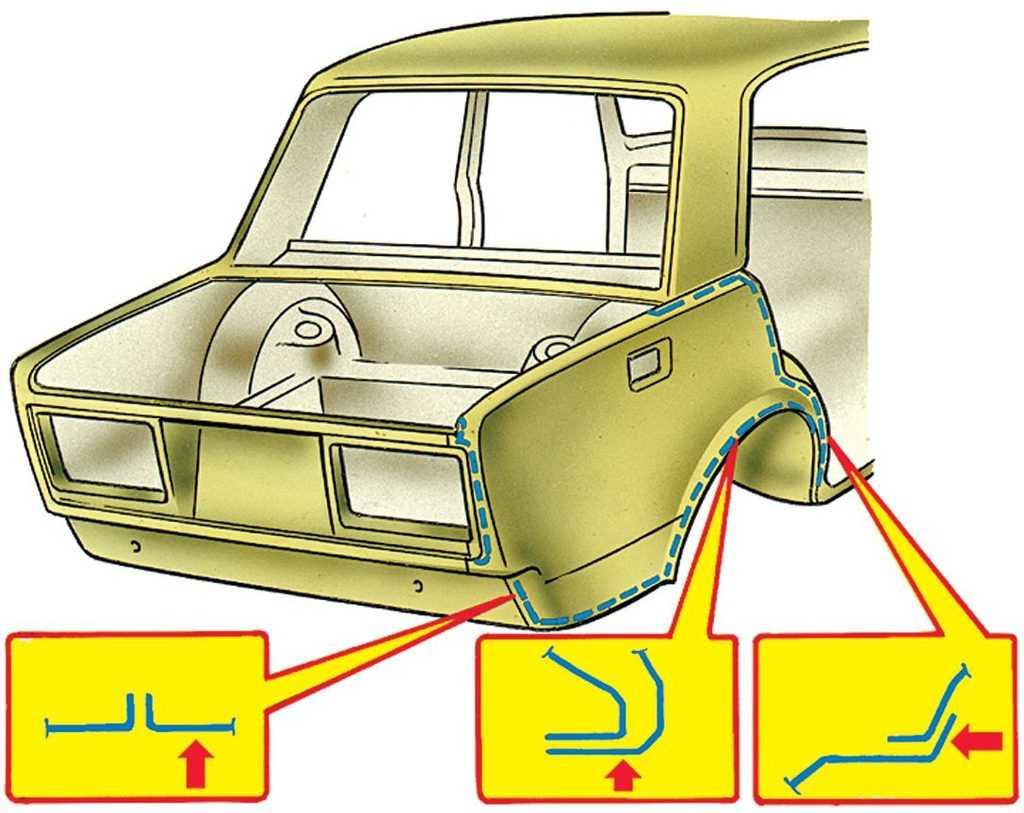 Контакты подрулевых переключателей автомобилей ваз 2105, 2107 | twokarburators.ru
