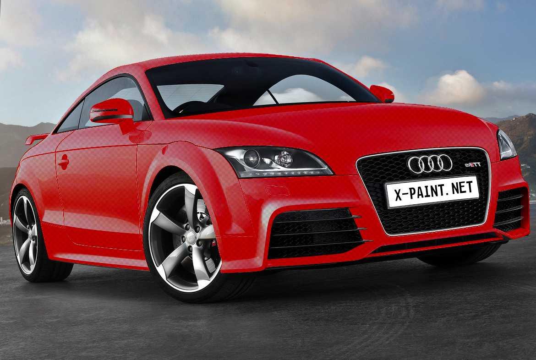 Audi tts 2019-2020