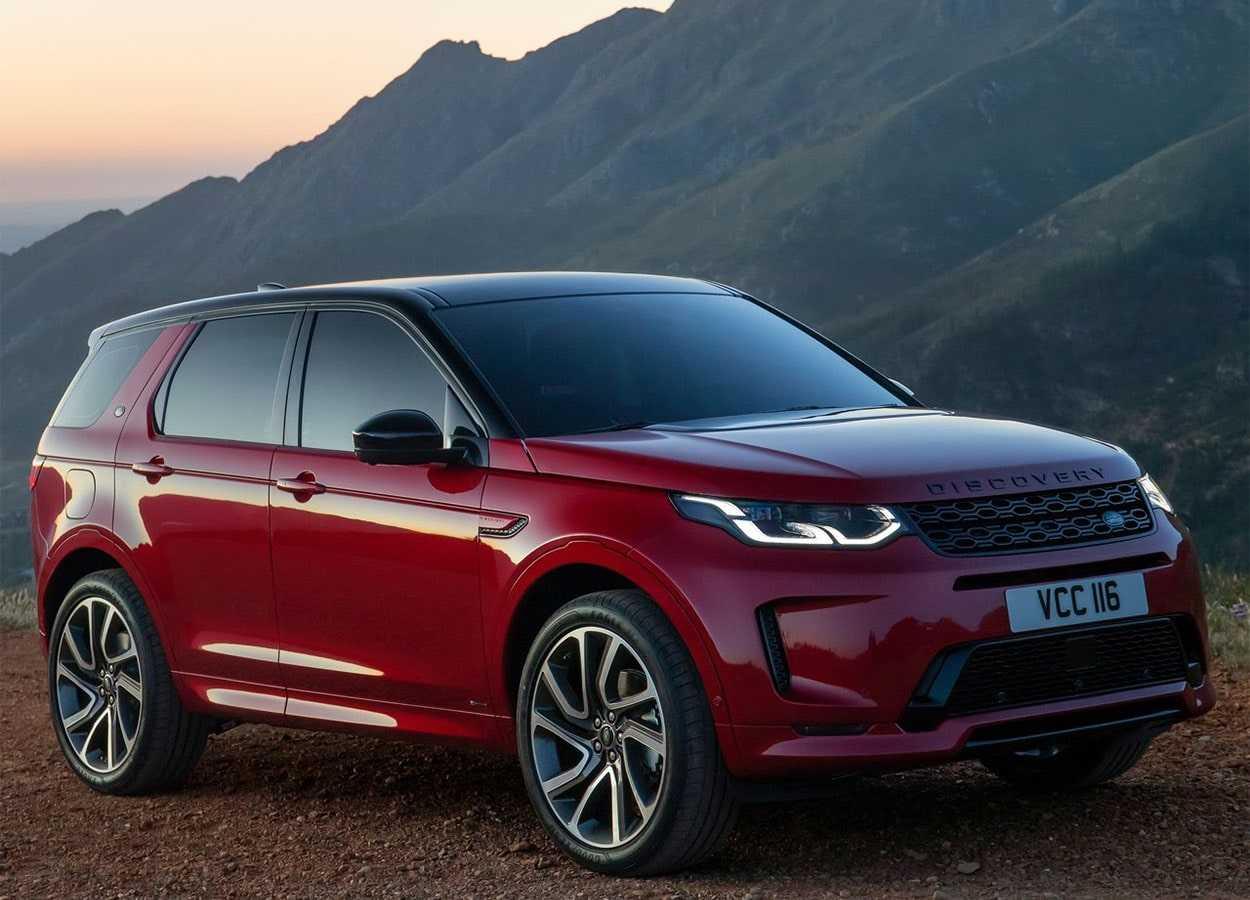 Новинки land rover 2019-2020