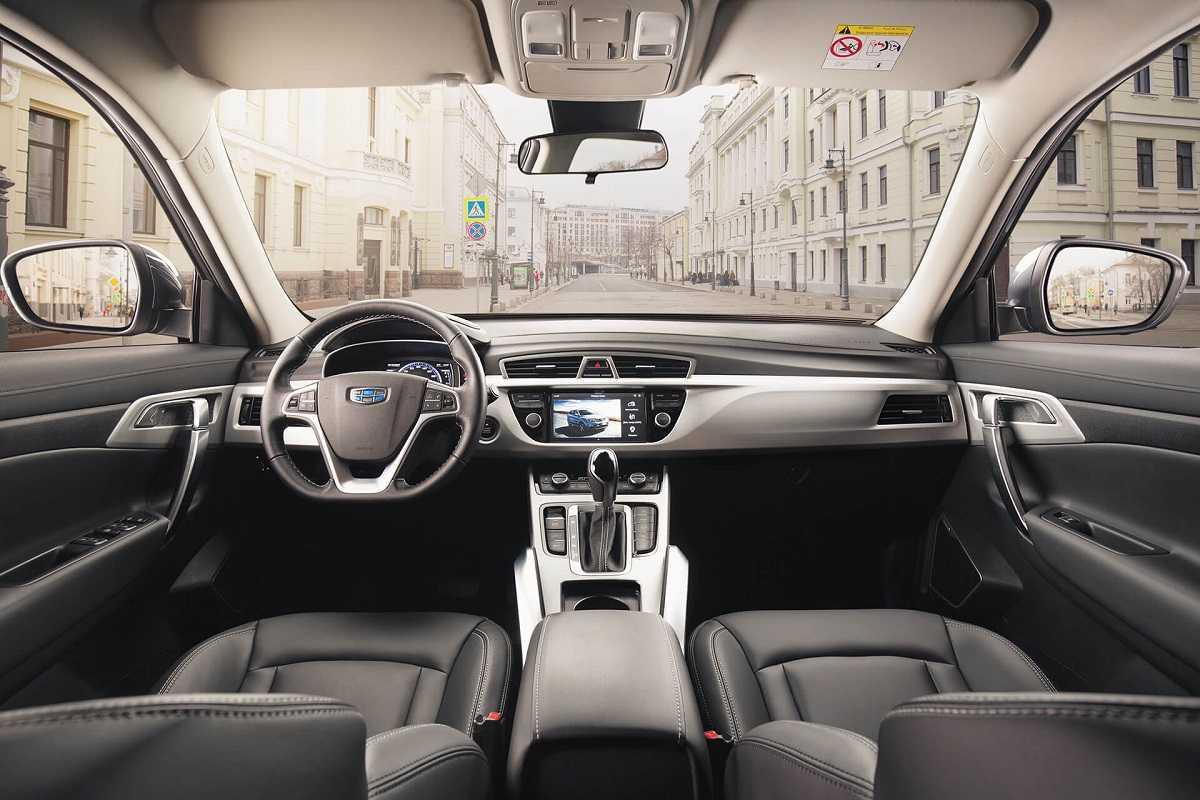 Яркая внешность, турбомотор, полный привод и современная мультимедиа от 1,1 млн рублей — новый geely atlas 2020