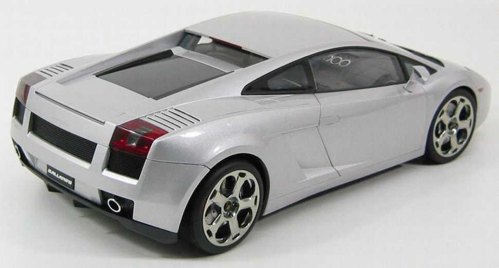 Lamborghini gallardo от «машинаторов». казаться, а не быть