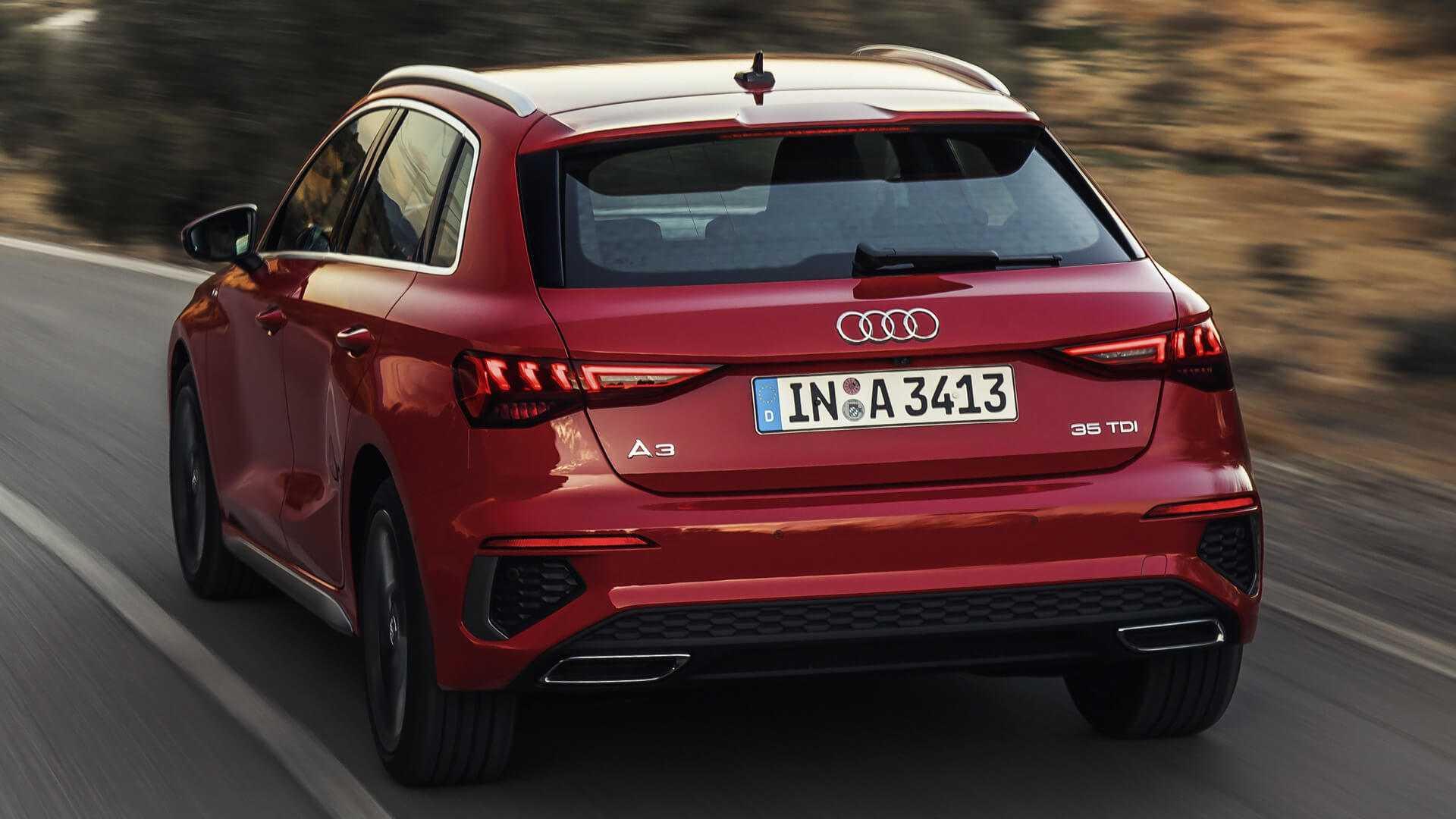 Audi q3 sportback 2021 - цена (новая), комплектации и технические характеристики