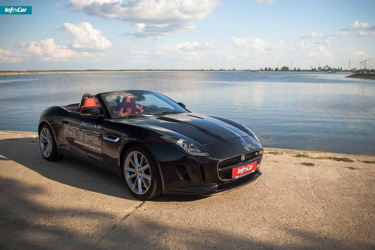 Jaguar f-type (ягуар ф-тайп)