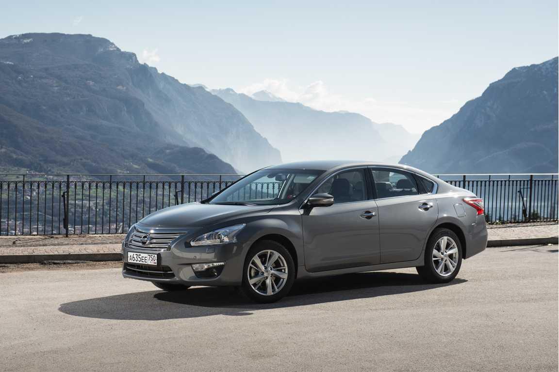 Nissan teana 2014 - обзор и фото отличного седана бизнес класса