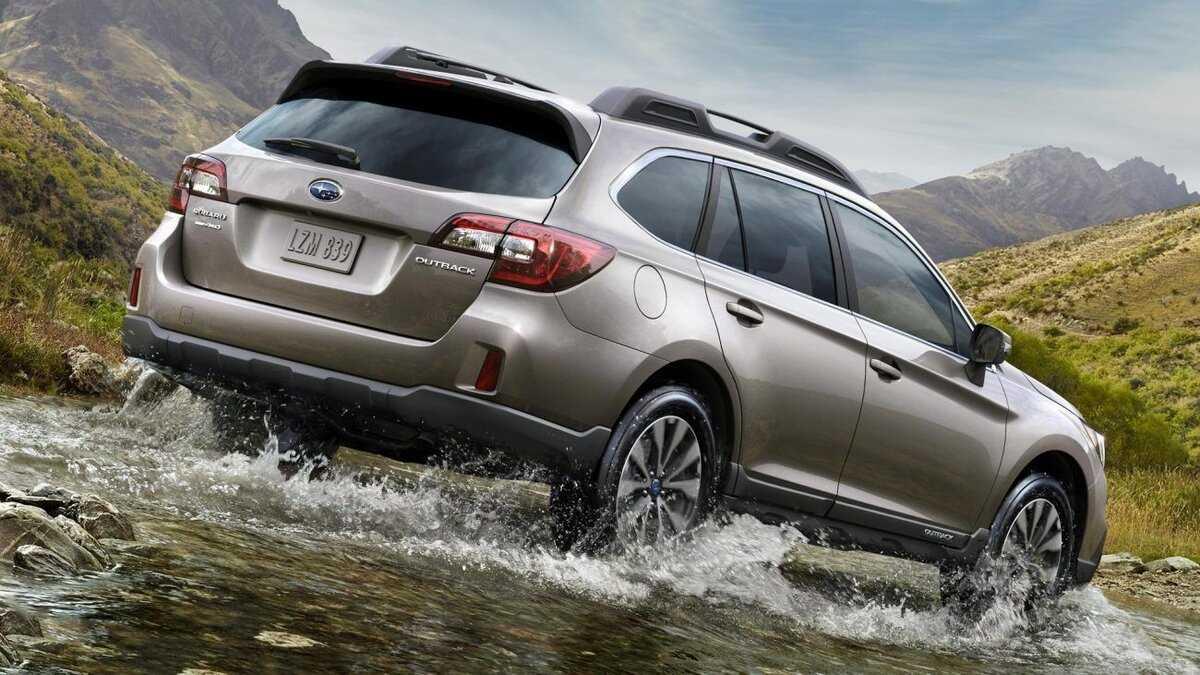 Subaru outback 2019 – комфортный и вместительный внедорожник