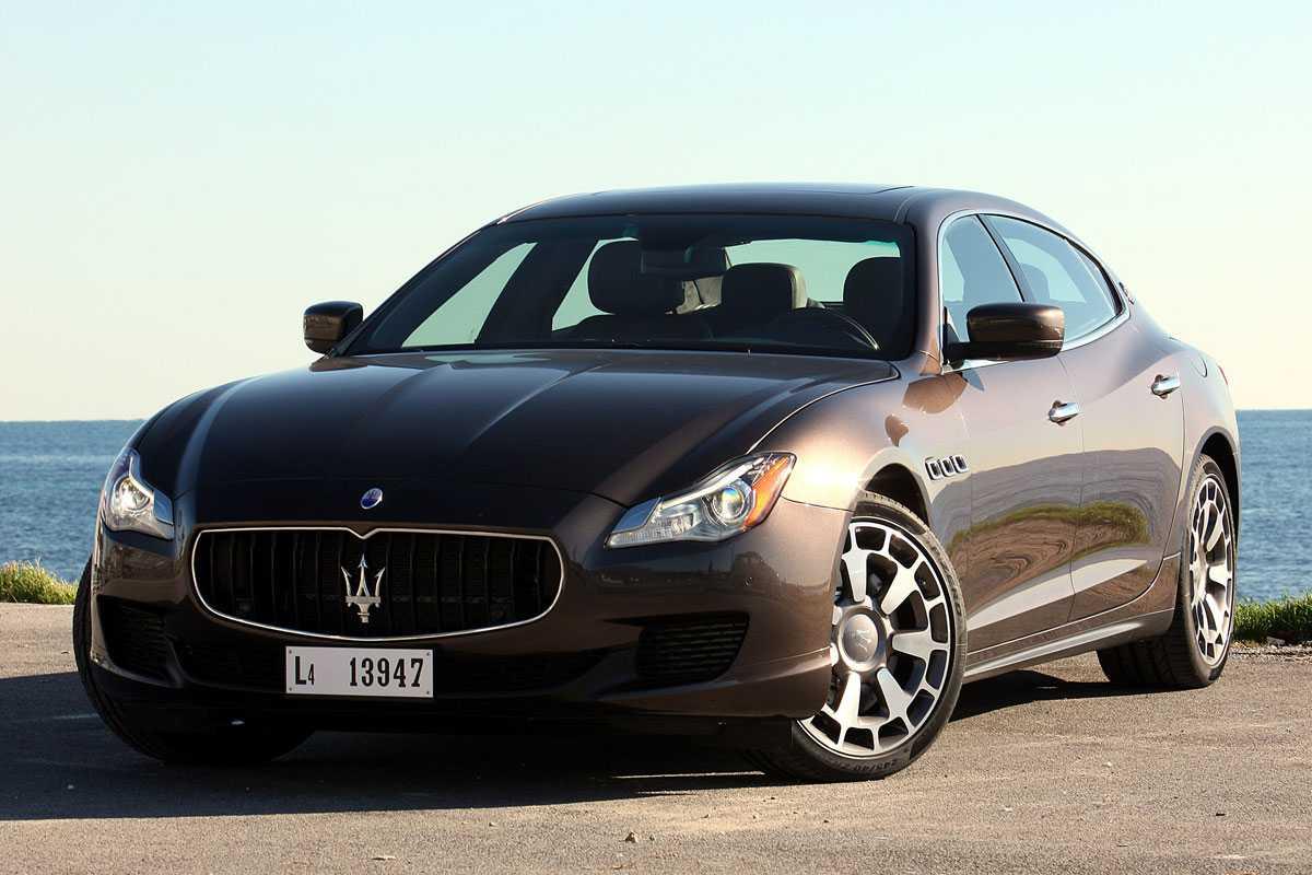Maserati quattroporte s q4. купаж восемнадцатого года