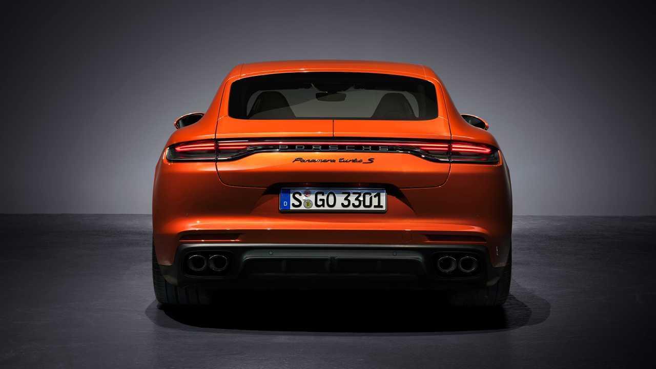 Все новый автомобили порше до 2021 года