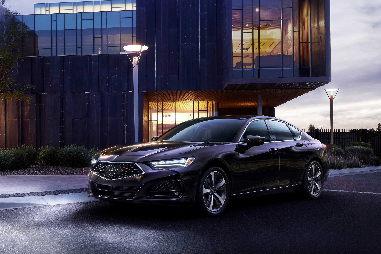 Acura tlx 2021 – комфортабельный бизнес-седан от акура