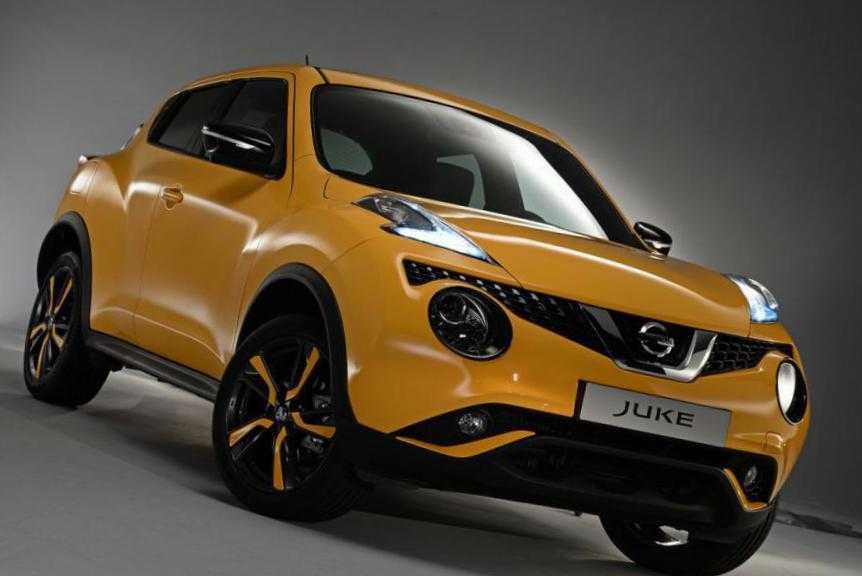 Nissan juke 1.6t cvt 4wd le - технические характеристики
