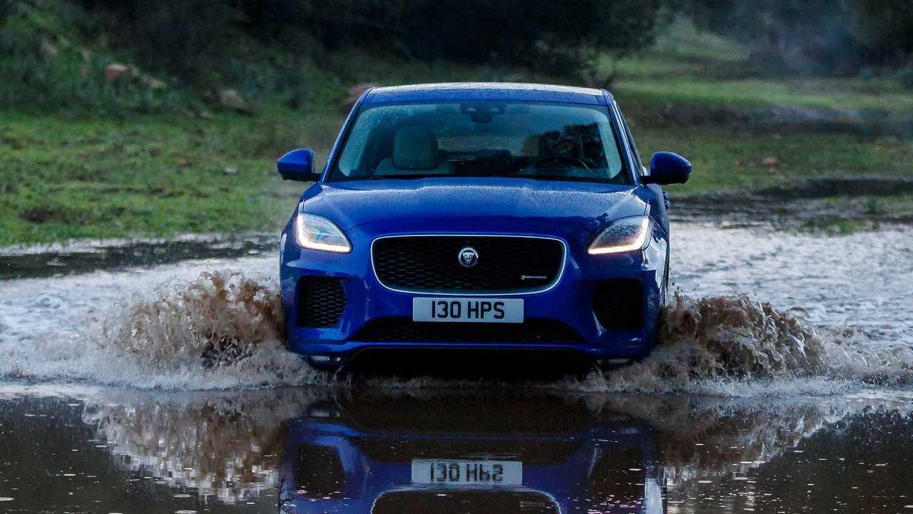 Jaguar i-pace 2019-2020 цена, технические характеристики, фото, видео тест-драйв ай-пейс