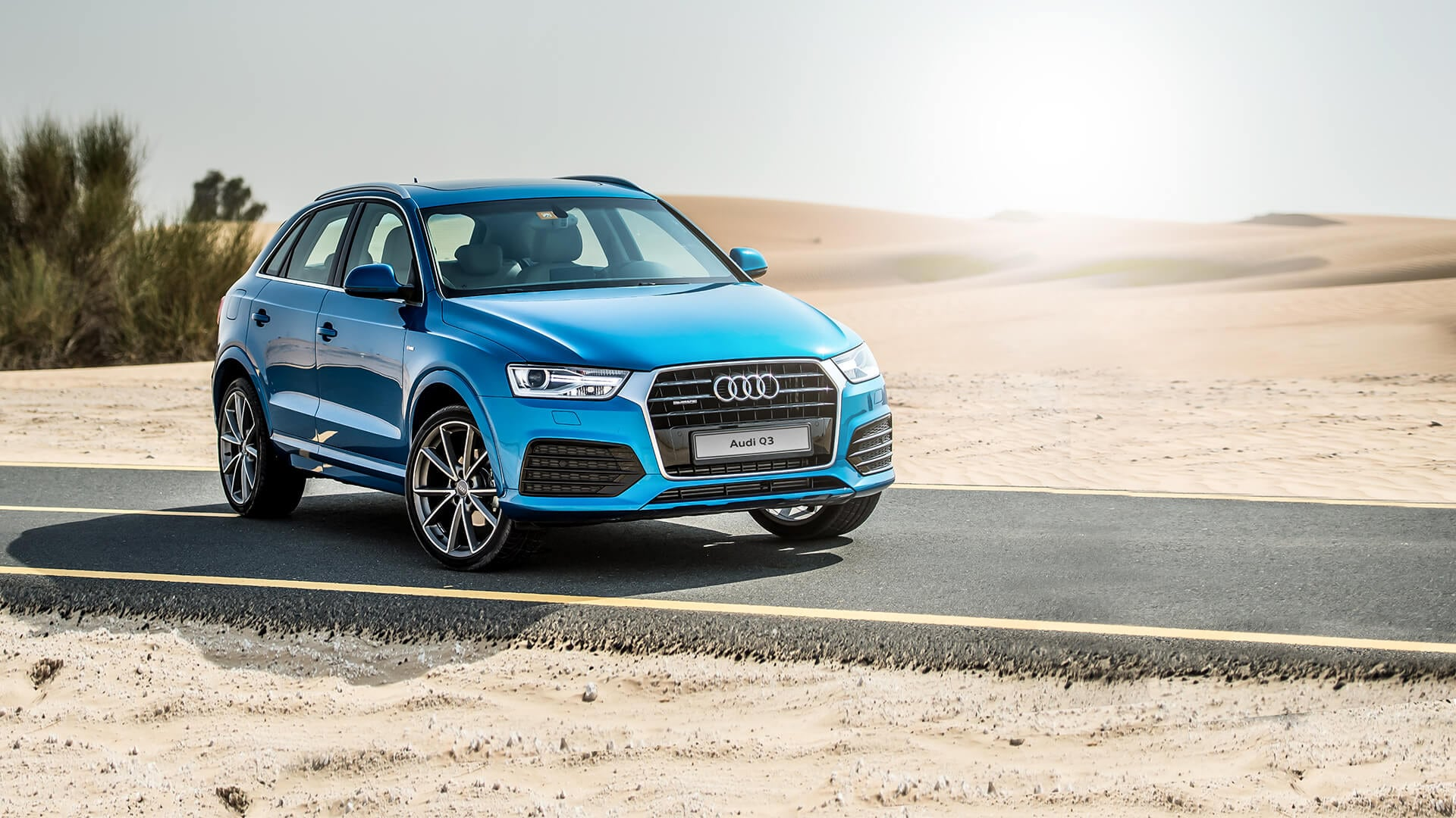 "Audi наконец представила ""заряженные"" rs q3 и rs q3 sportback"