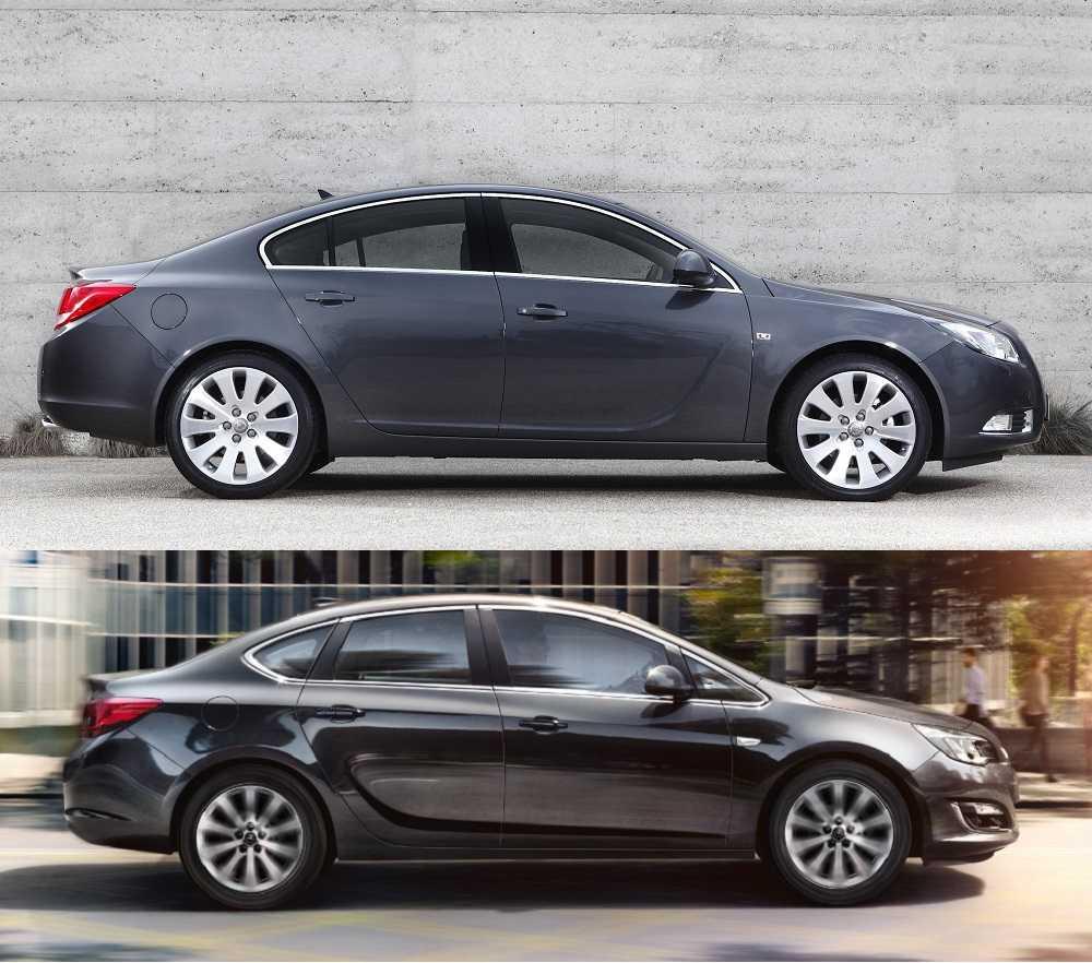Opel insignia рестайлинг 2013, лифтбек, 1 поколение (06.2013 - 10.2015) - технические характеристики и комплектации