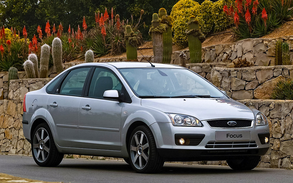 Обслуживание и ремонт форд фокус (ford focus)