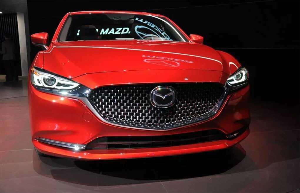 Mazda mazda6 2-й рестайлинг 2019, седан, 3 поколение (07.2019 - н.в.) - технические характеристики и комплектации