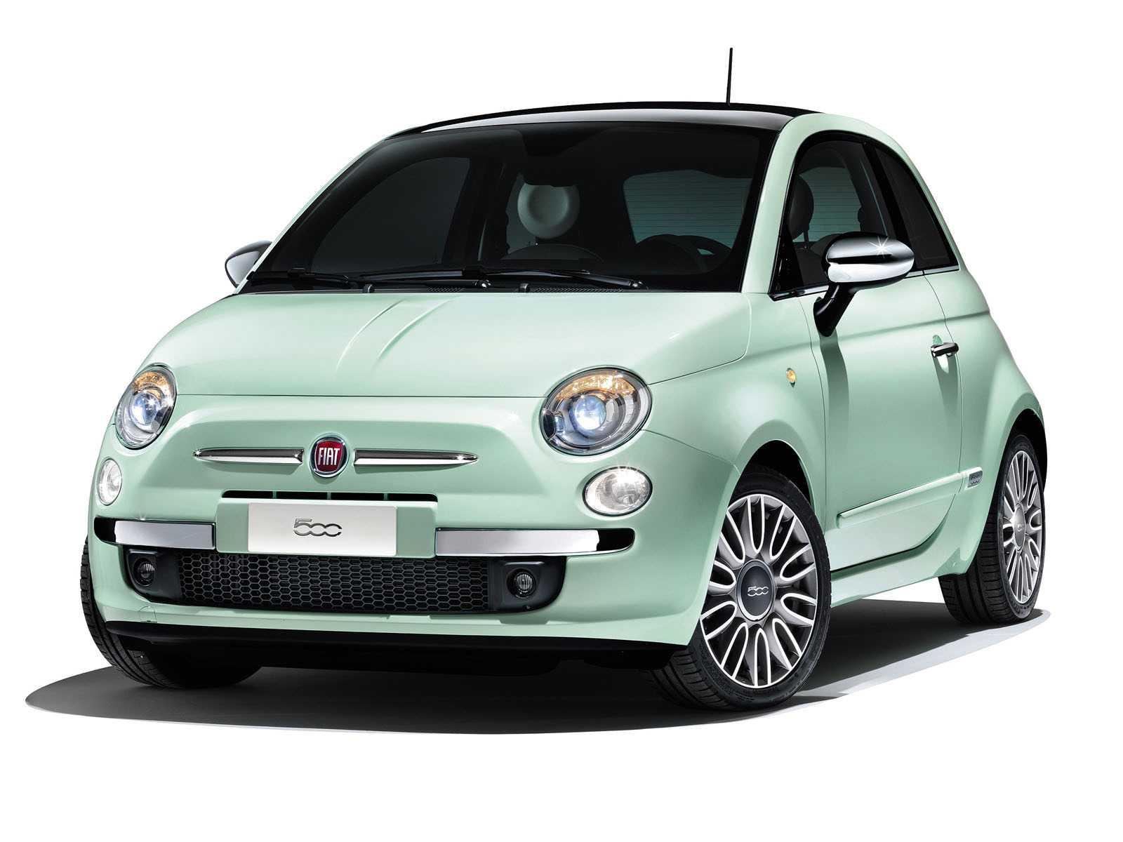Fiat 500 2018-2019: цена, фото