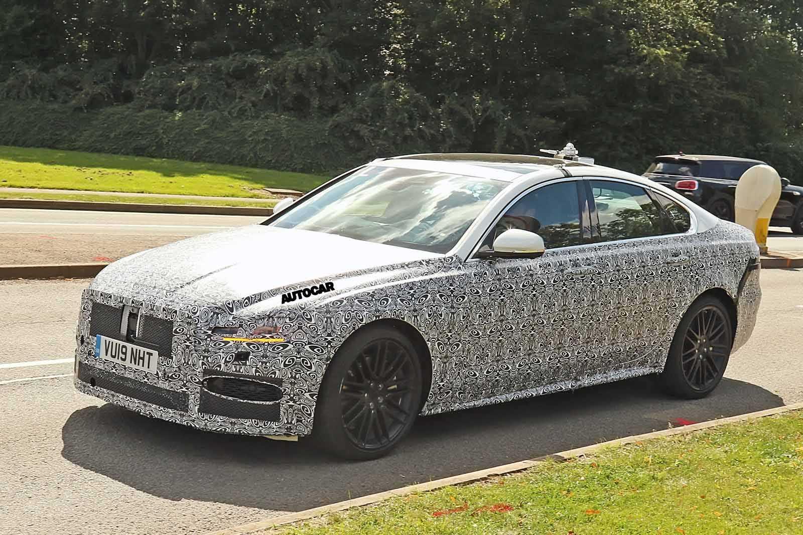 Jaguar xj 3.0 s/c awd at luxury swb (02.2016 - н.в.) - технические характеристики