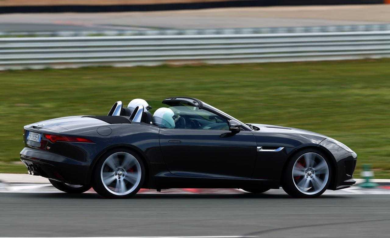 Jaguar f-type 3.0 s/c f-type r-dynamic awd (01.2017 - 11.2019) - технические характеристики