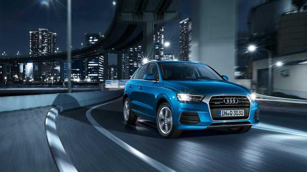 Экстерьер и интерьер Audi SQ2 2019 технические характеристики старт продаж цены