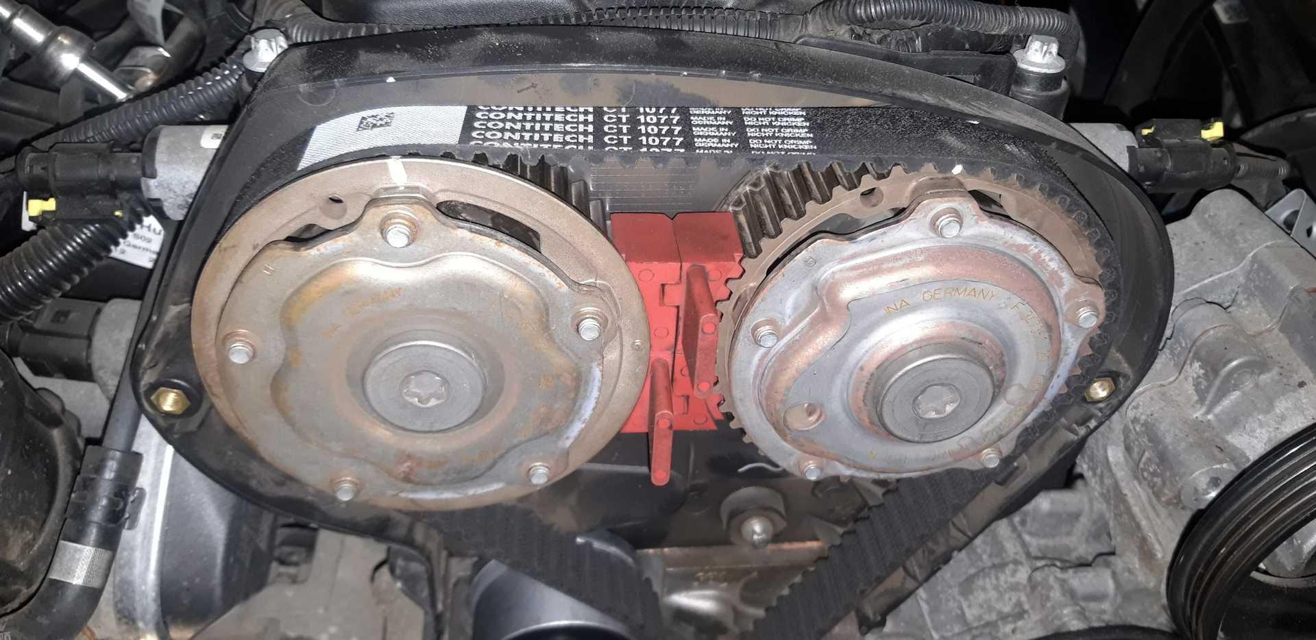 Замена грм chevrolet cruze 1.6 автодок24 - все про ремонт автомобиля