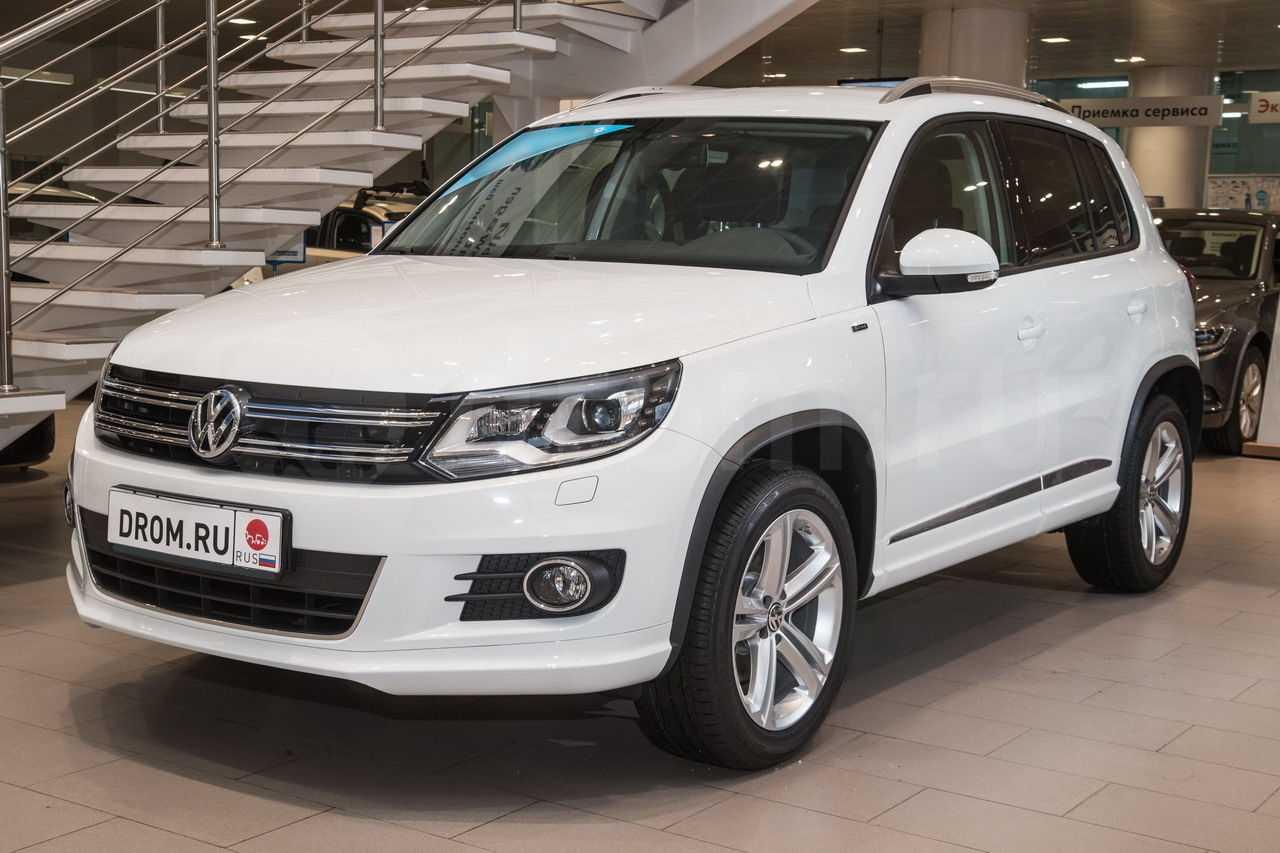 Volkswagen официально презентовал во франкфурте новый tiguan | chechundra - новости про автотехнику