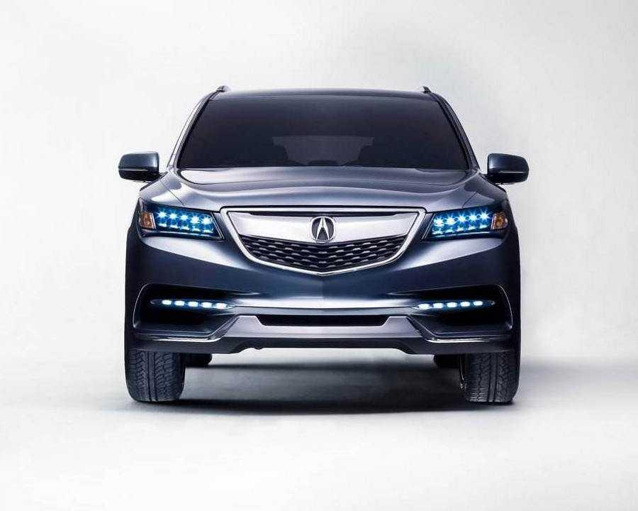 Acura mdx (акура мдх)