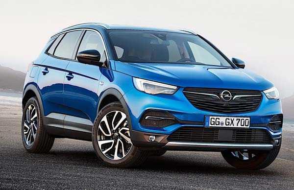 Opel grandland x – комфортный и вместительный середнячок из германии