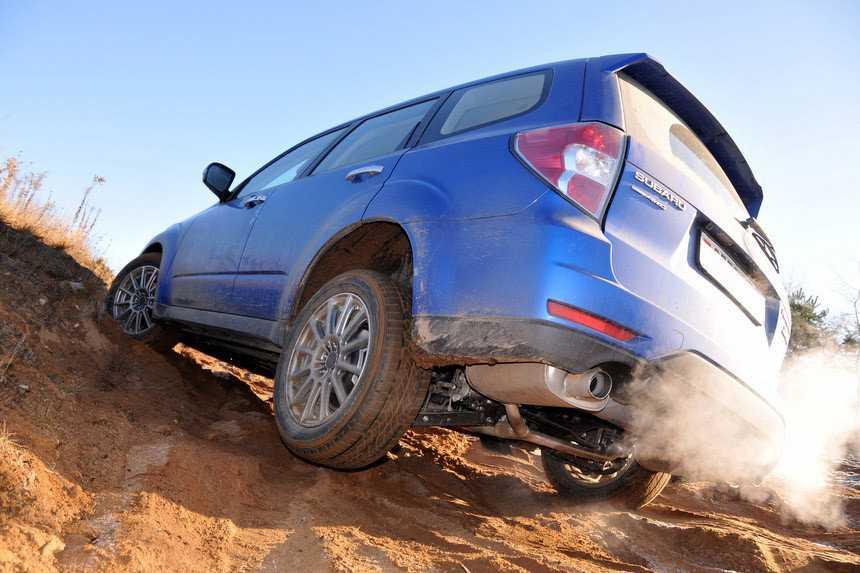 Слабые места и основные недостатки subaru outback с пробегом