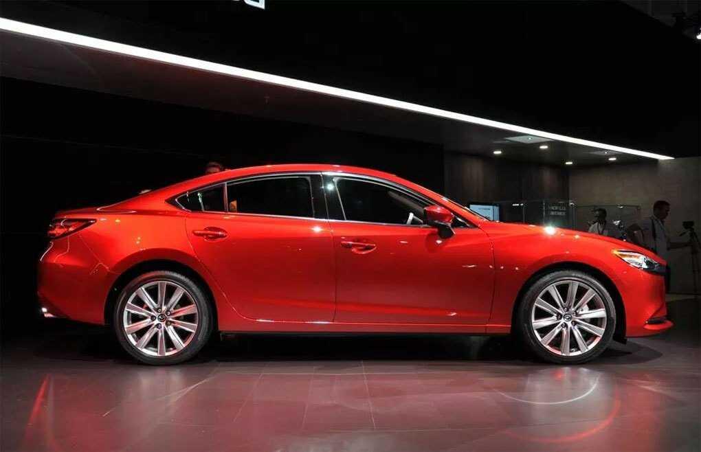 Mazda mazda6 2-й рестайлинг 2019, 2020, 2021, универсал, 3 поколение технические характеристики и комплектации