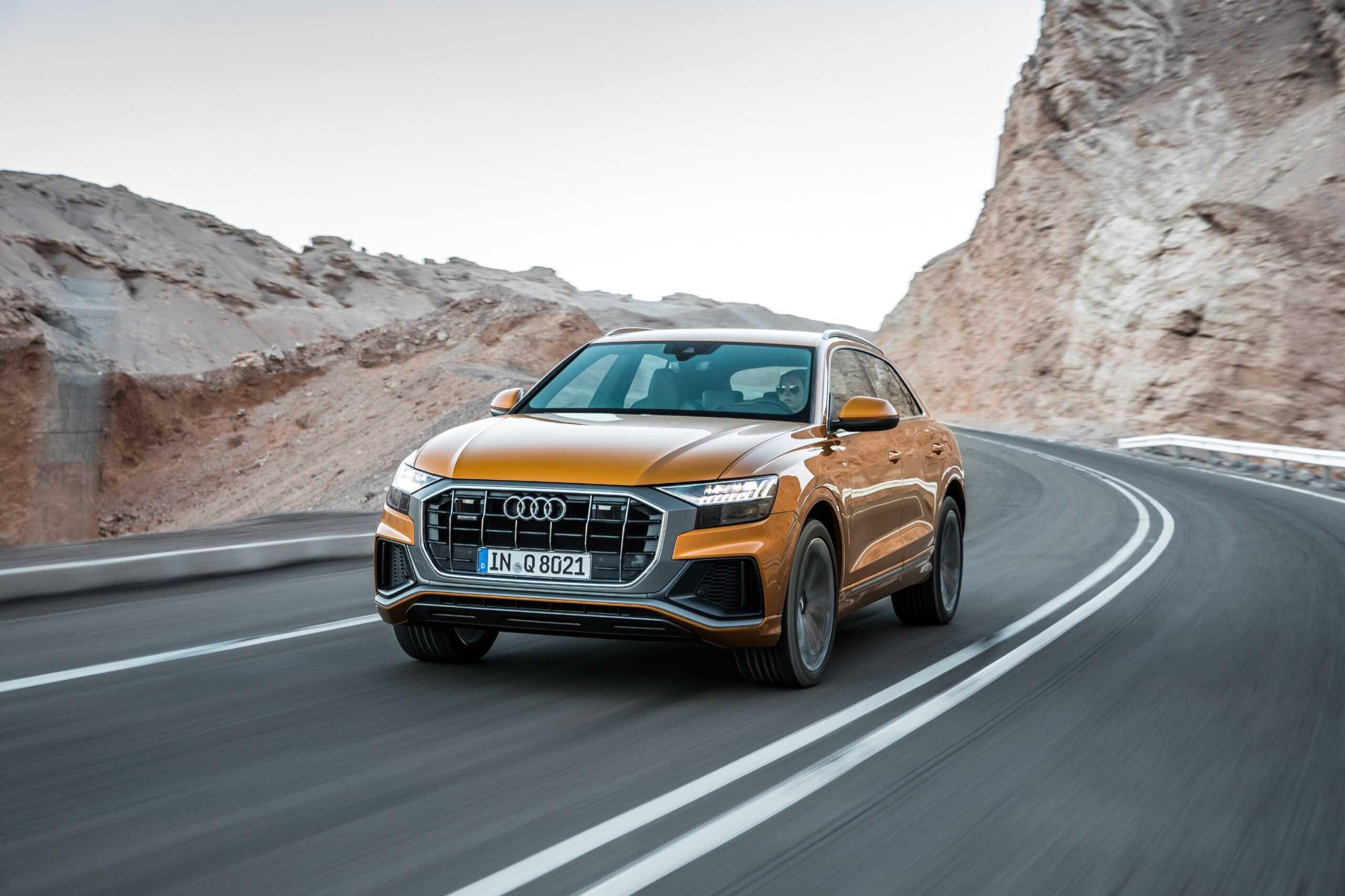Audi a8 2020 года — один из самых комфортабельных бизнес-седанов с системой автопилотирования
