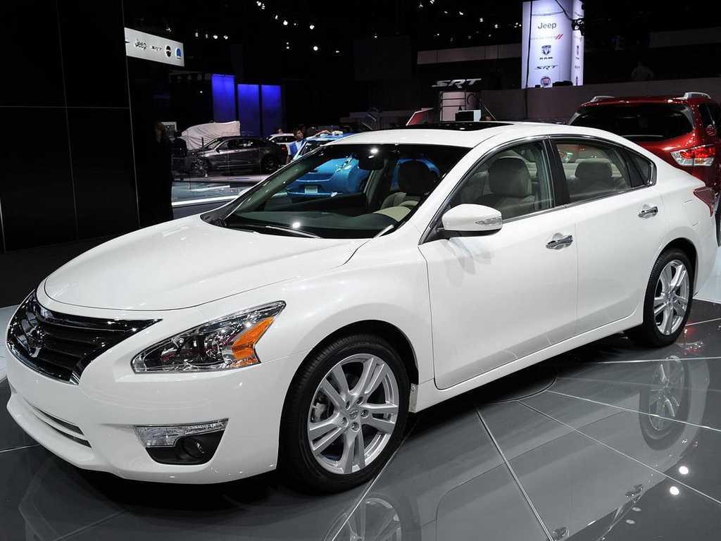 Nissan teana 2.5 cvt elegance (09.2011 - 02.2014) - технические характеристики
